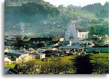 Kinta-Jimultik en San Juan Chamula