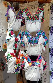 Michoacán.- Textiles
