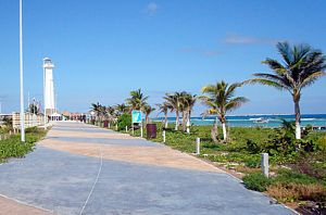 Majahual.- Malecón info@blueplayarealestate.com Properties for sale in Playa del Carmen Blue Playa Real Estate