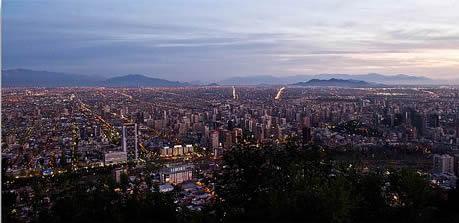 Santiago de chile for Viveros en santiago
